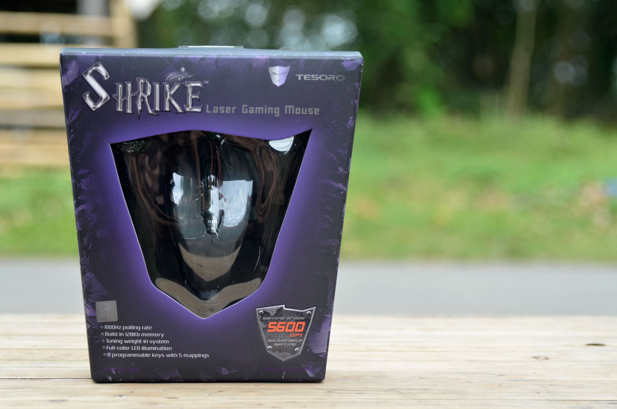 Tesoro Shrike Gaming Mouse Images (1)