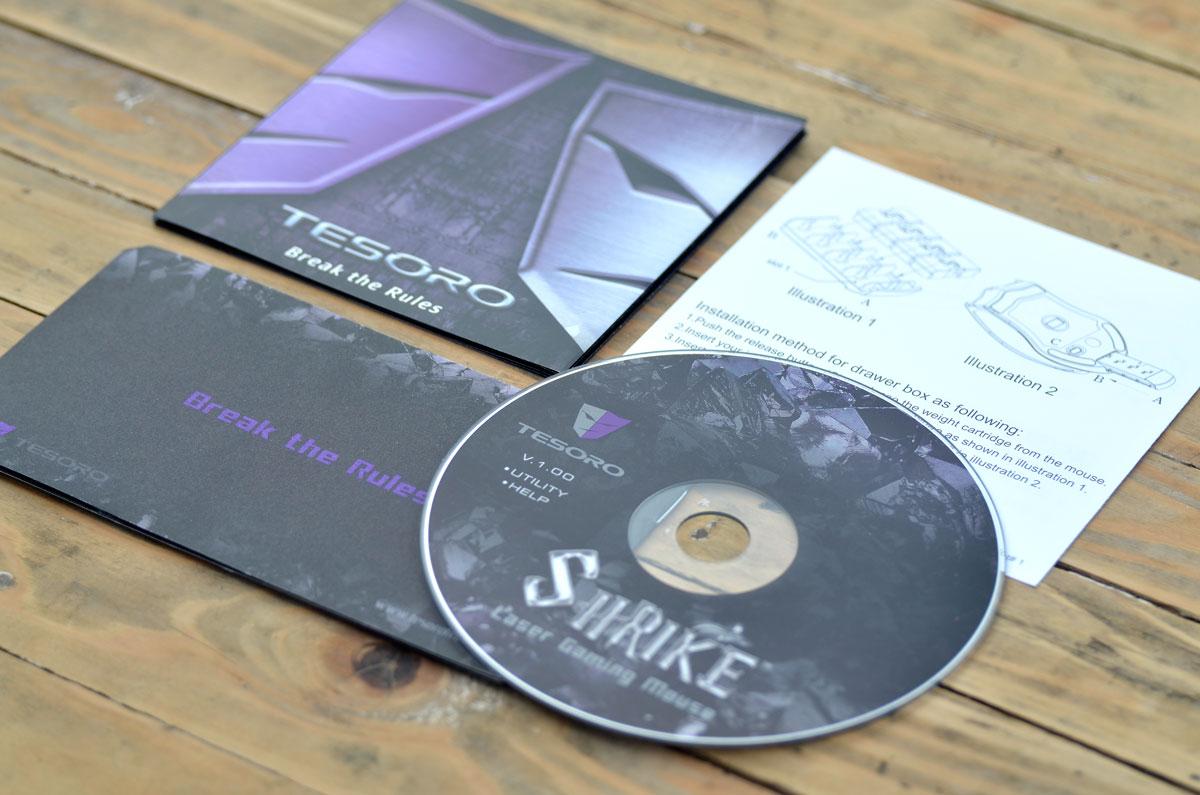 Tesoro Shrike Gaming Mouse Images (3)
