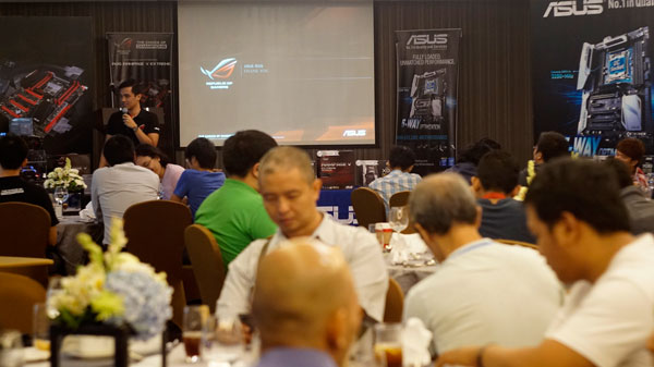 ASUS X99 Launch Event PH (2)