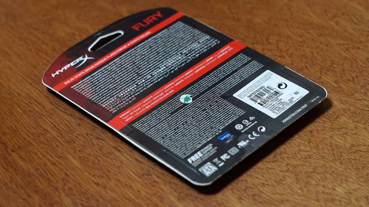 Kingston HyperX Fury SSD (2)