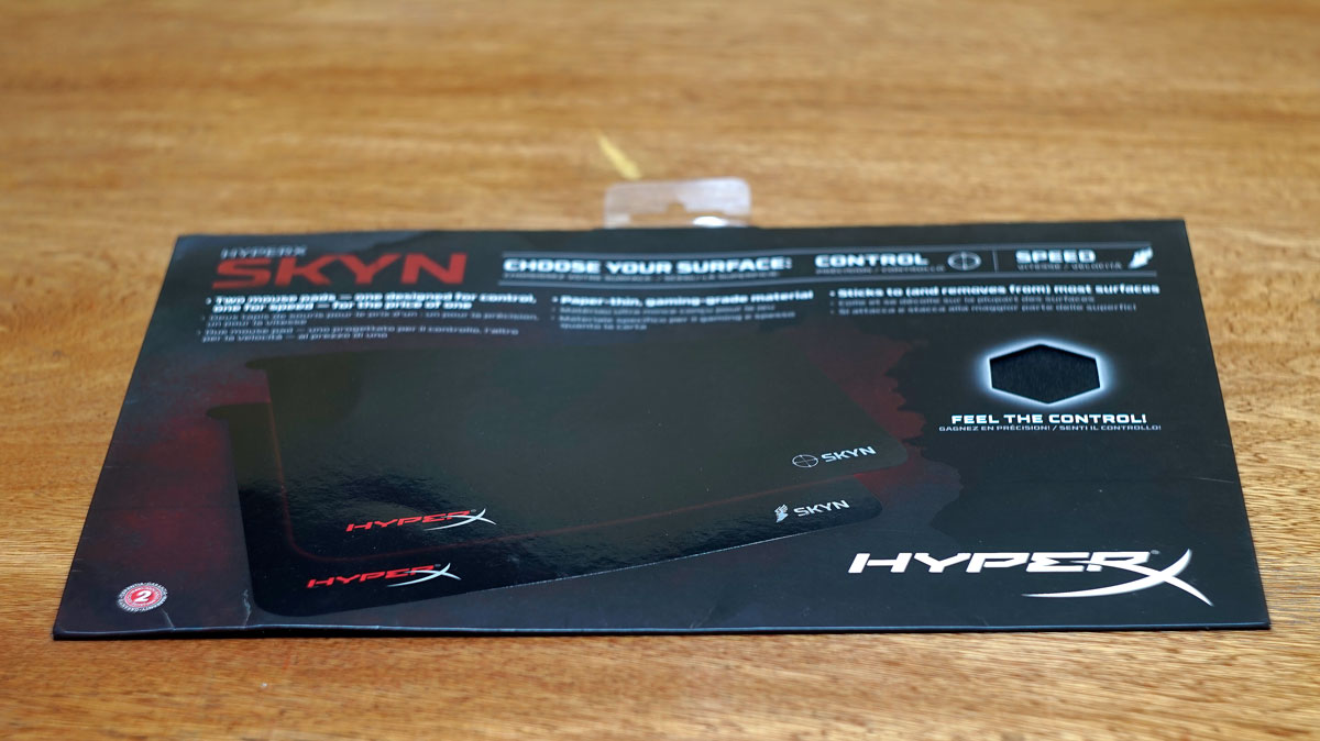Kingston HyperX Skyn (1)