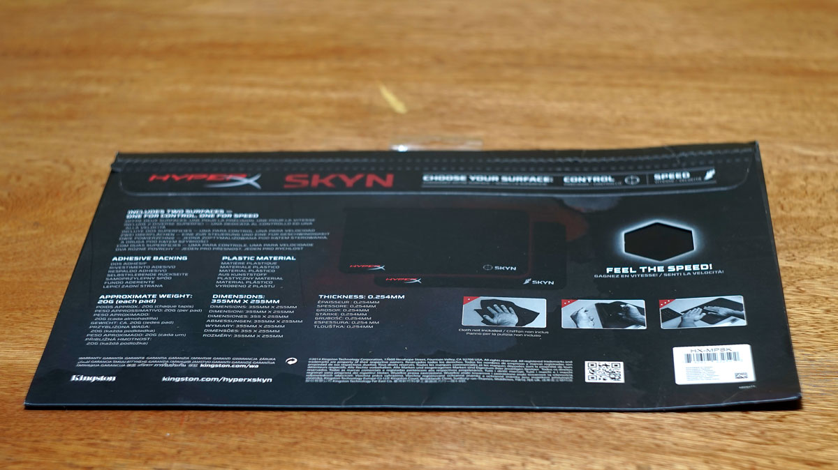 Kingston HyperX Skyn (2)