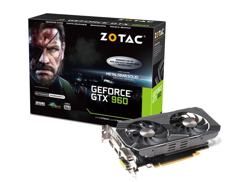 ZOTAC GTX 960 (1)