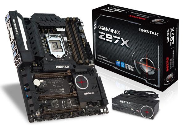 Biostar Z97X Gaming Motherboard (2)