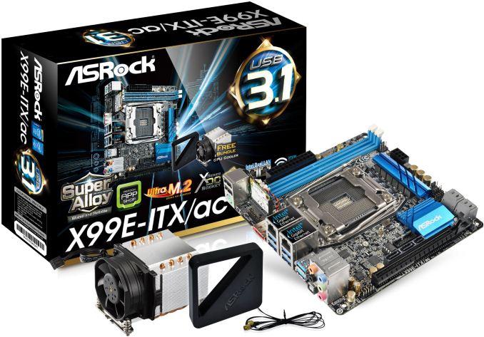 ASRock Mini-ITX X99 CeBIT (1)
