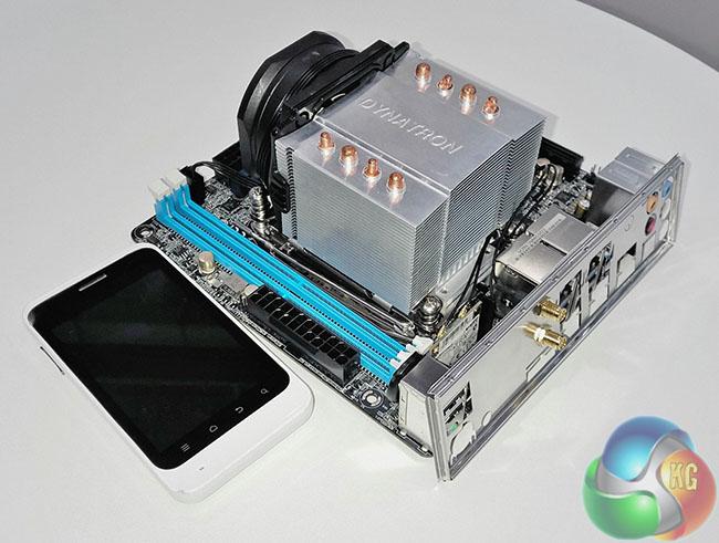 ASRock Mini-ITX X99 CeBIT (2)