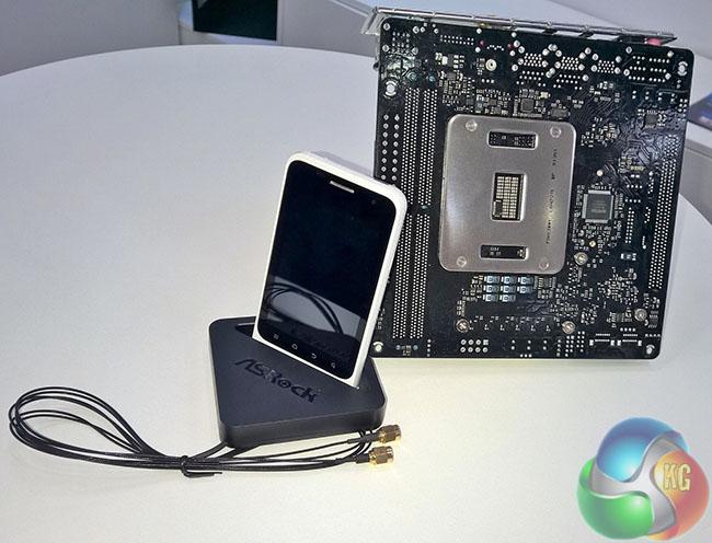 ASRock Mini-ITX X99 CeBIT (3)