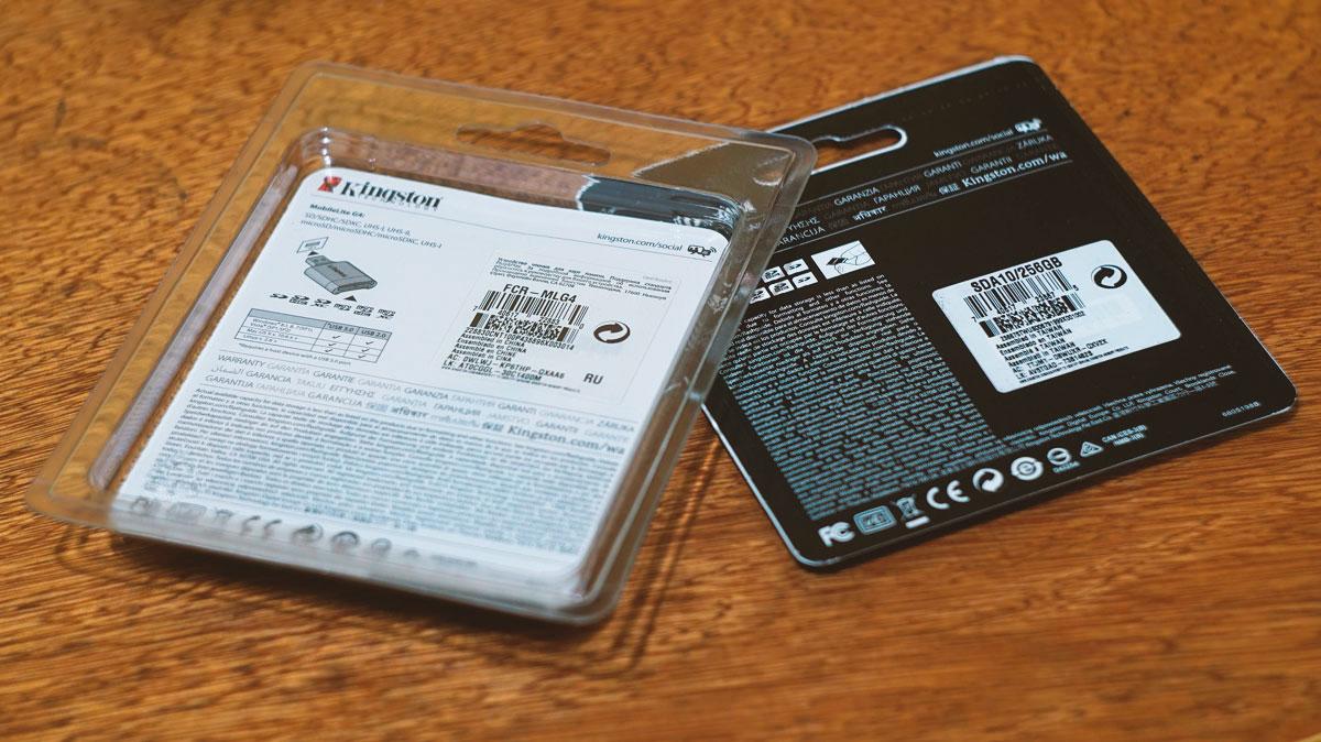 Kingston MobileLite G4 Card Reader (2)