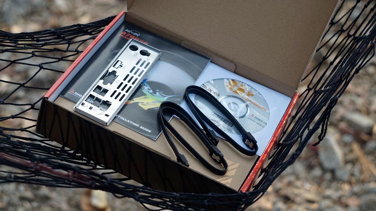 BIOSTAR Hi-Fi A70U3P (3)