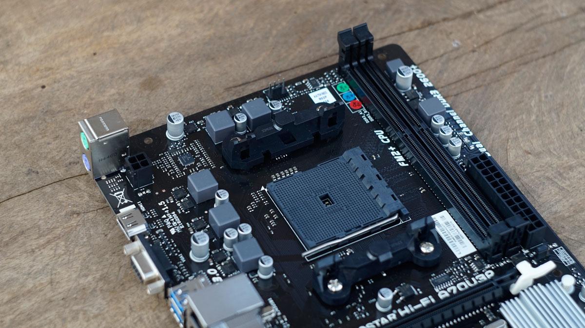 Biostar hi fi a70u3p compatible gpu