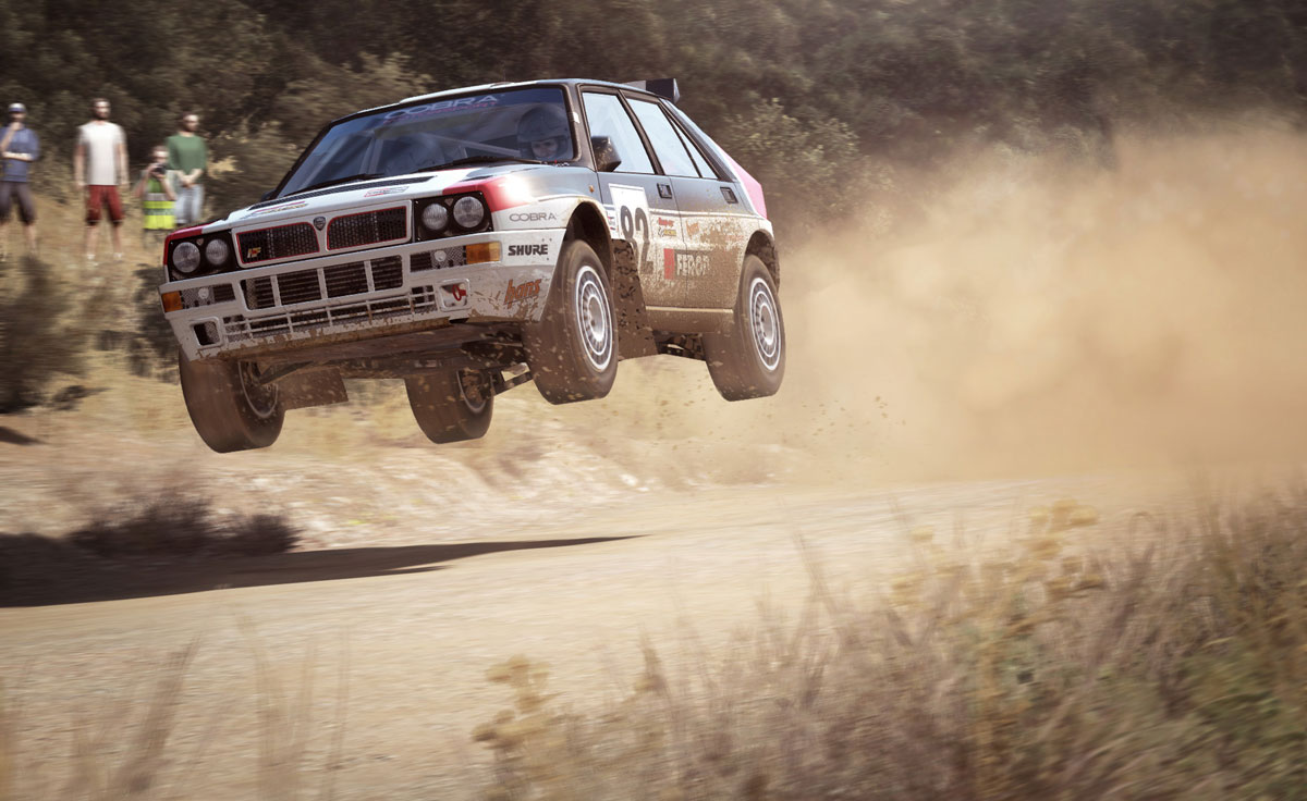 Dirt Rally Steam Early Access (2)