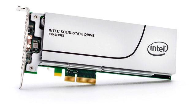 Intel NVMe SSD