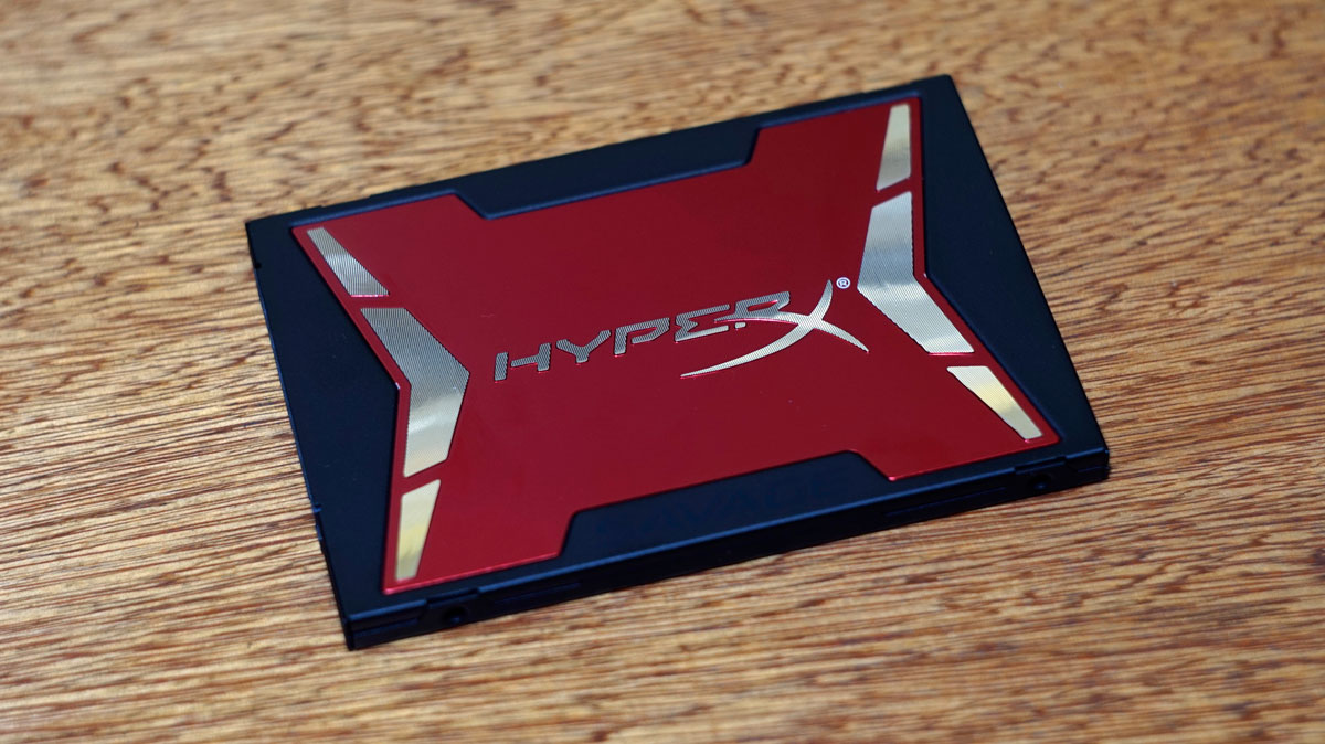 Kingston HyperX Savage SSD (9)