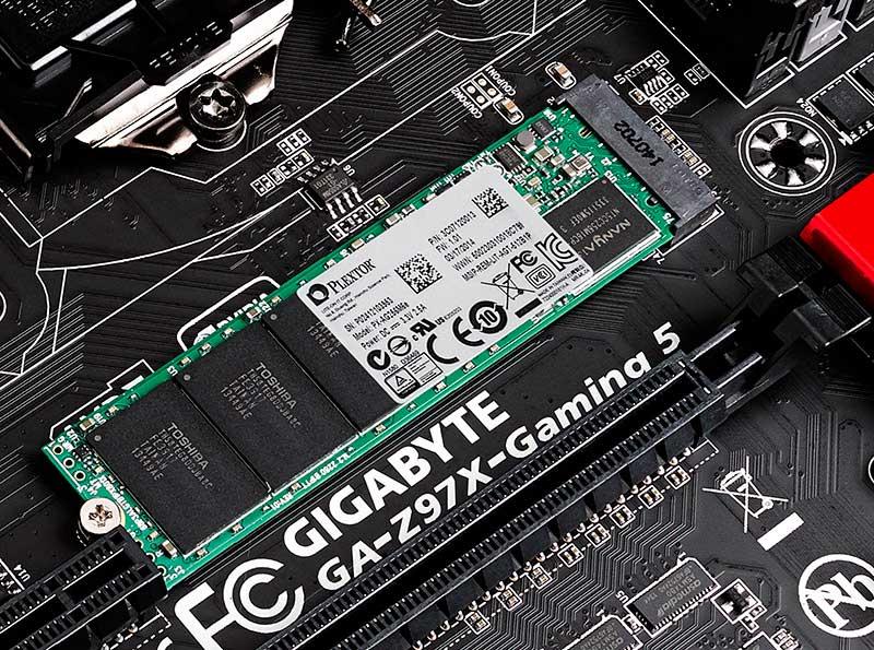 Plextor M.2 SSD PR