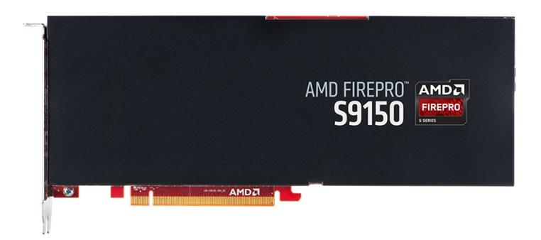 AMD FirePro S9150 PR July