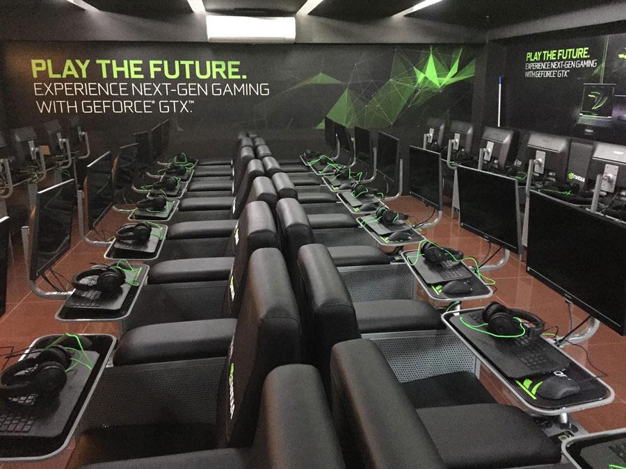 TNC Gaming Nvidia iCafe PR