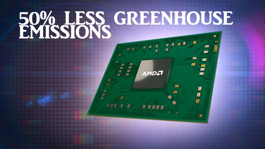 AMD Carizzo Greenhouse PR