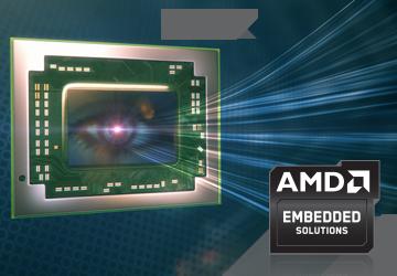 AMD Embedded 2015 PR