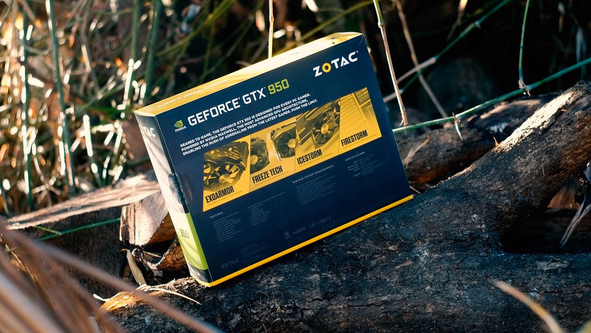 ZOTAC GTX 950 AMP! Review (2)
