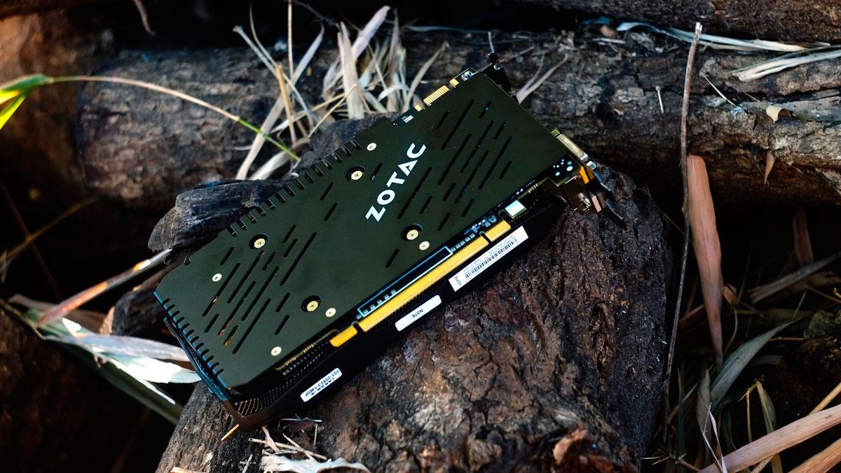 ZOTAC GTX 950 AMP! Review (5)