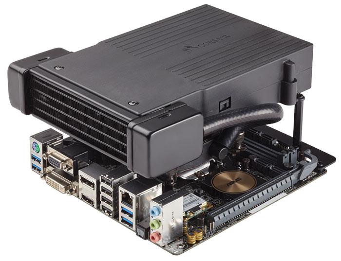 Corsair Hydro H5 SF ITX Cooler News (3)