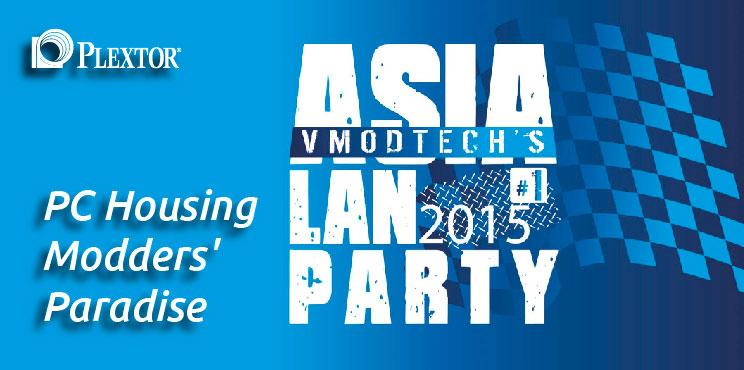 Plextor Asia LAN PARTY 2015 PR (1)
