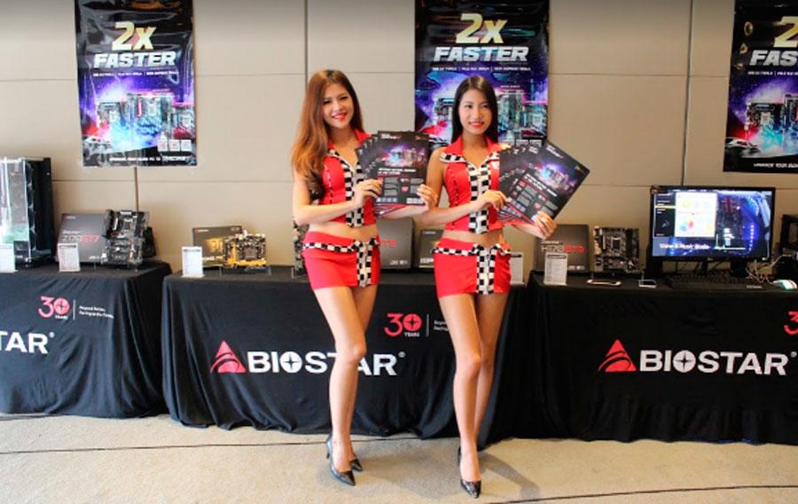 Biostar Vietnam Racing Launch PR (1)