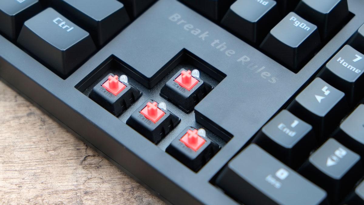 Tesoro Excalibur Mechanical Keyboard (12)