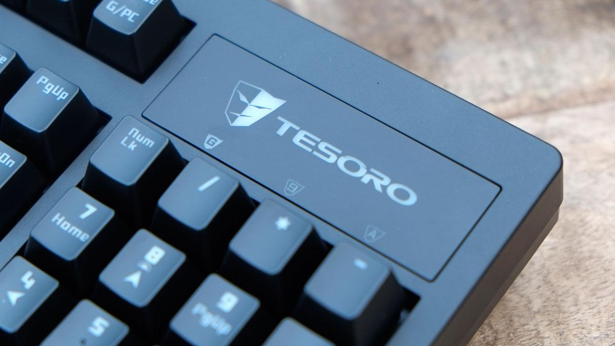Tesoro Excalibur Mechanical Keyboard (14)