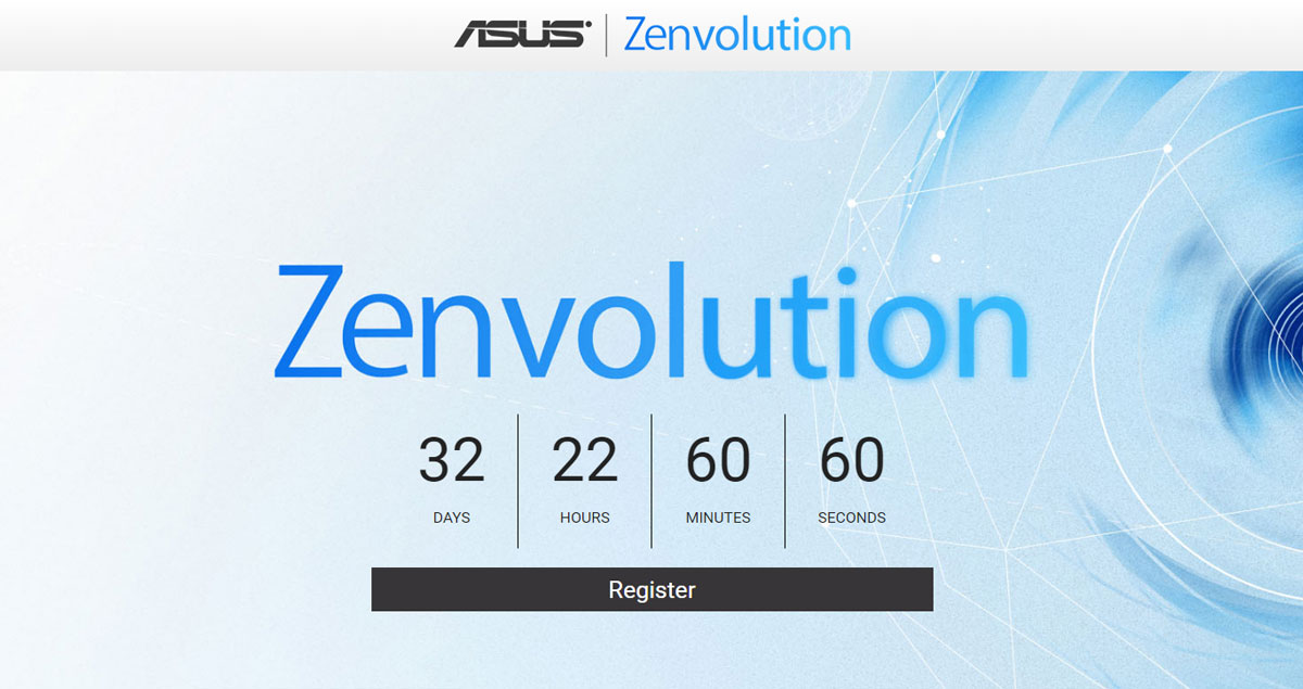 ASUS PH Zenvolution Countdown PR
