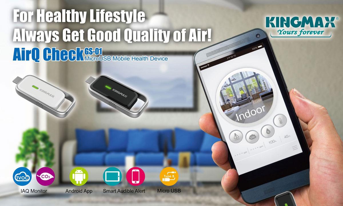 Kingmax Smart Living PR