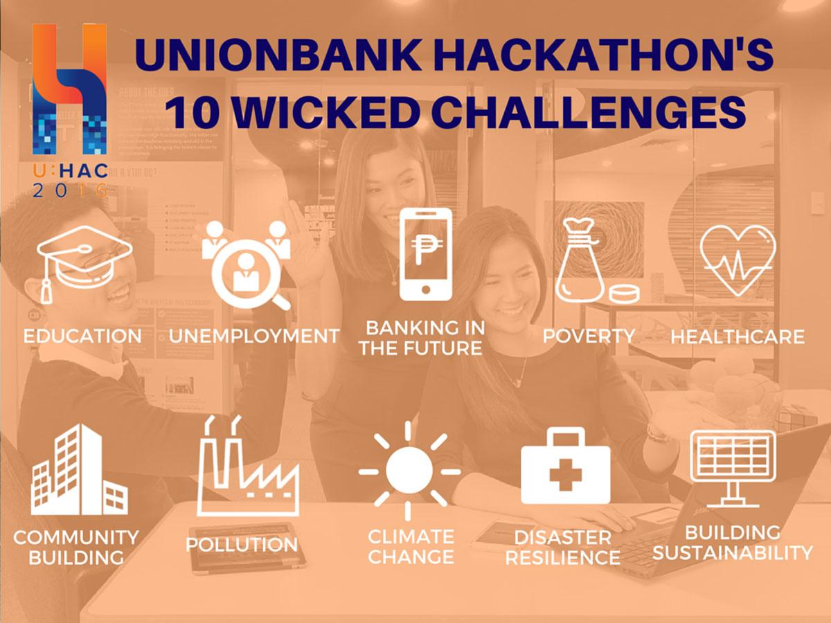 Unionbank Hackathon 2016 PR (2)