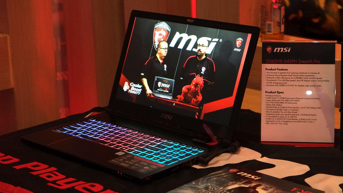 MSI 30th Anniversary Gaming Notebook News (1)