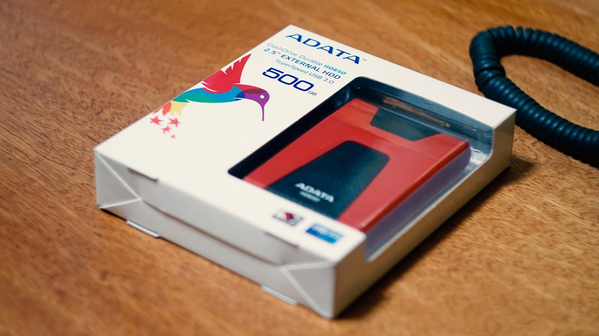 ADATA DashDrive HD650 (1)