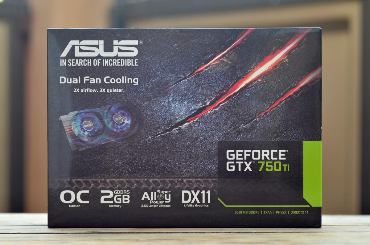 ASUS GTX 750 Ti OC (1)