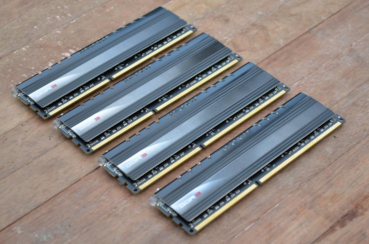 AVEXIR Core Series DDR3 (10)