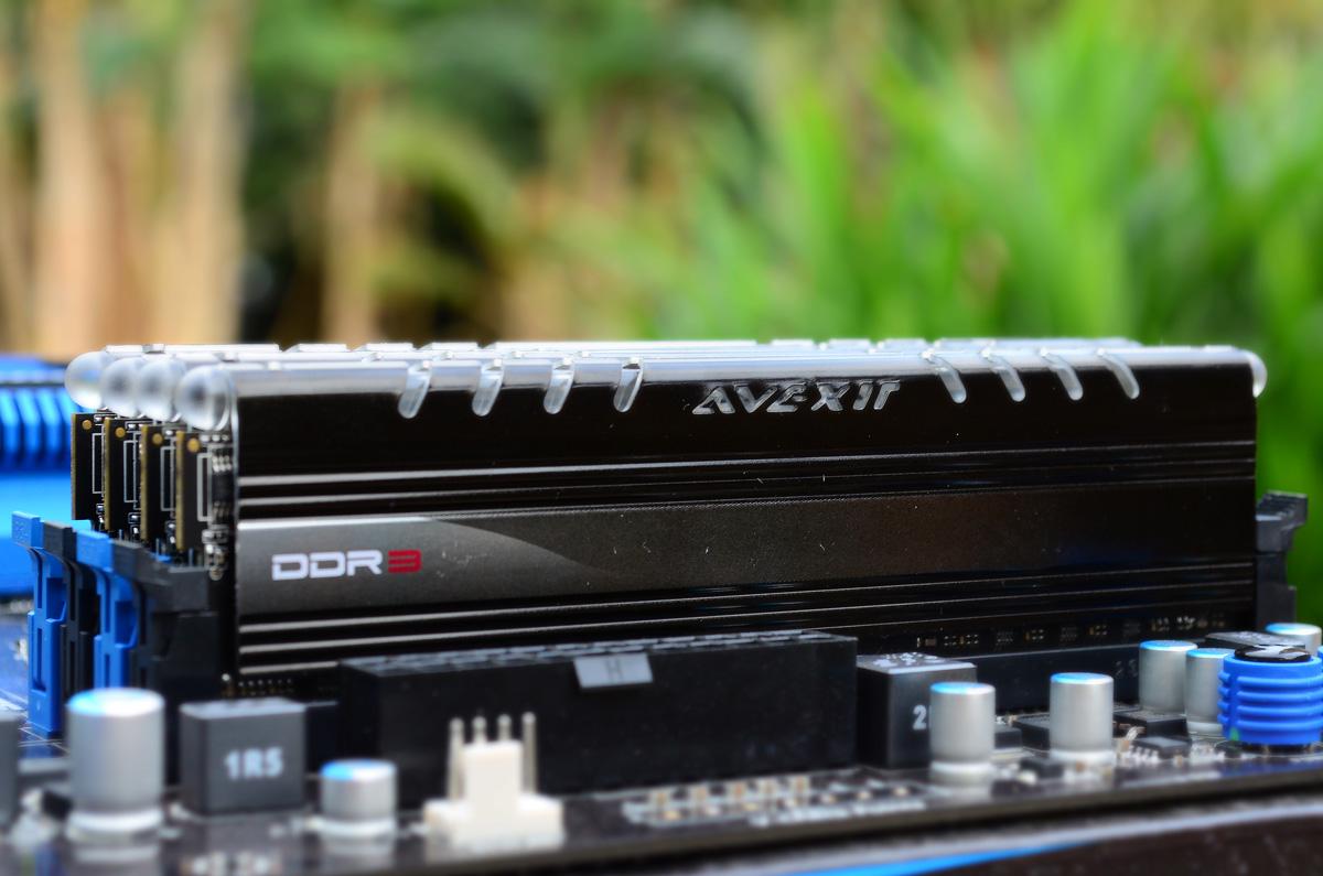 AVEXIR Core Series DDR3 (11)