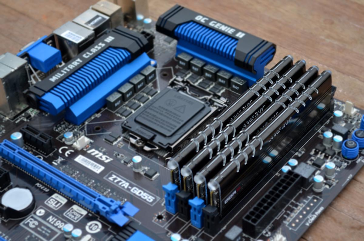 AVEXIR Core Series DDR3 (5)