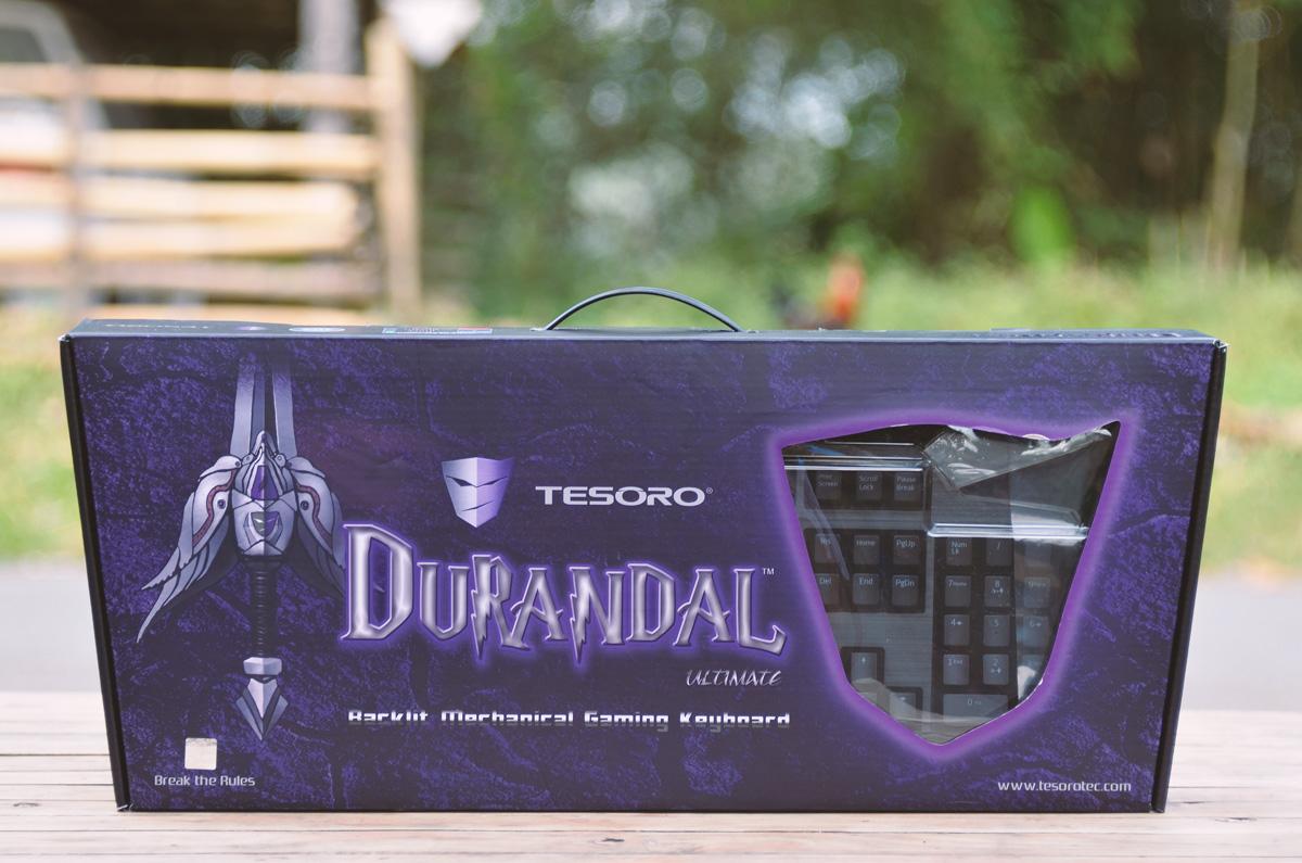 Tesoro Durandal Ultimate Gaming Keyboard (1)