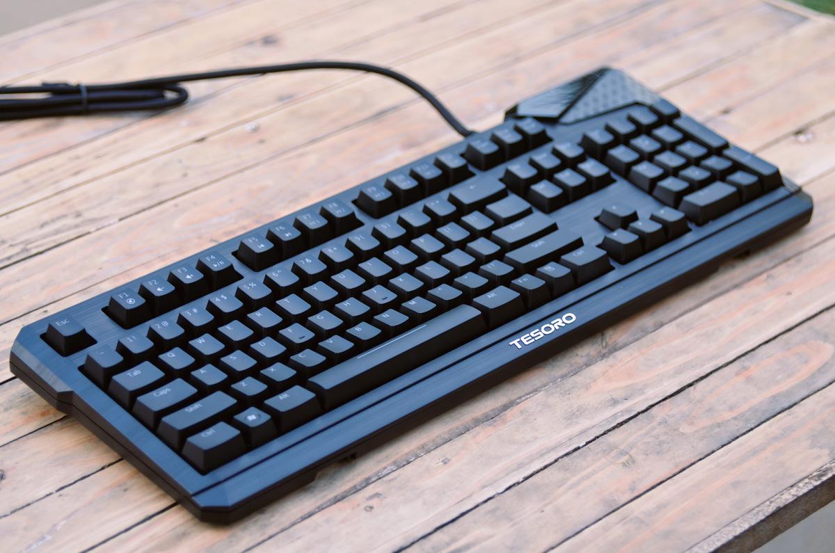 Tesoro Durandal Ultimate Gaming Keyboard (6)