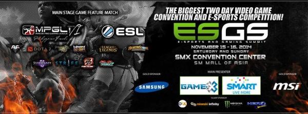 ESGS-Banner