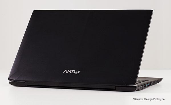 AMD-Carrizo-Prototype