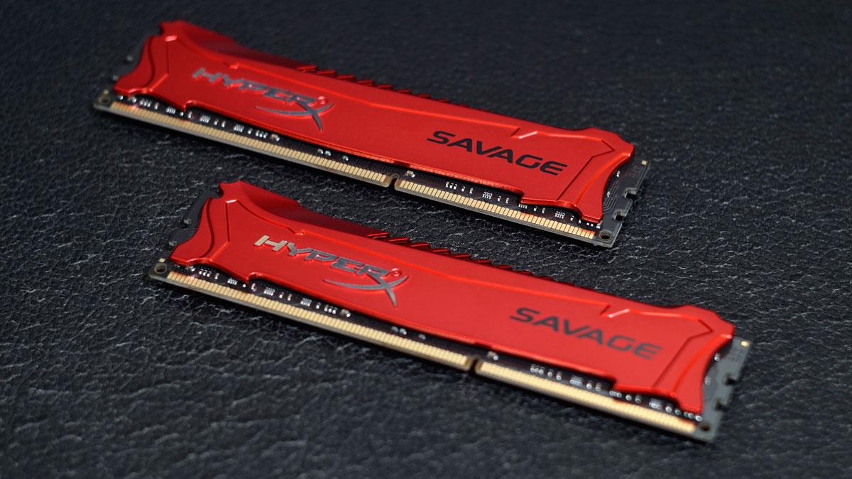 Kingston-HyperX-Savage-DDR3-4