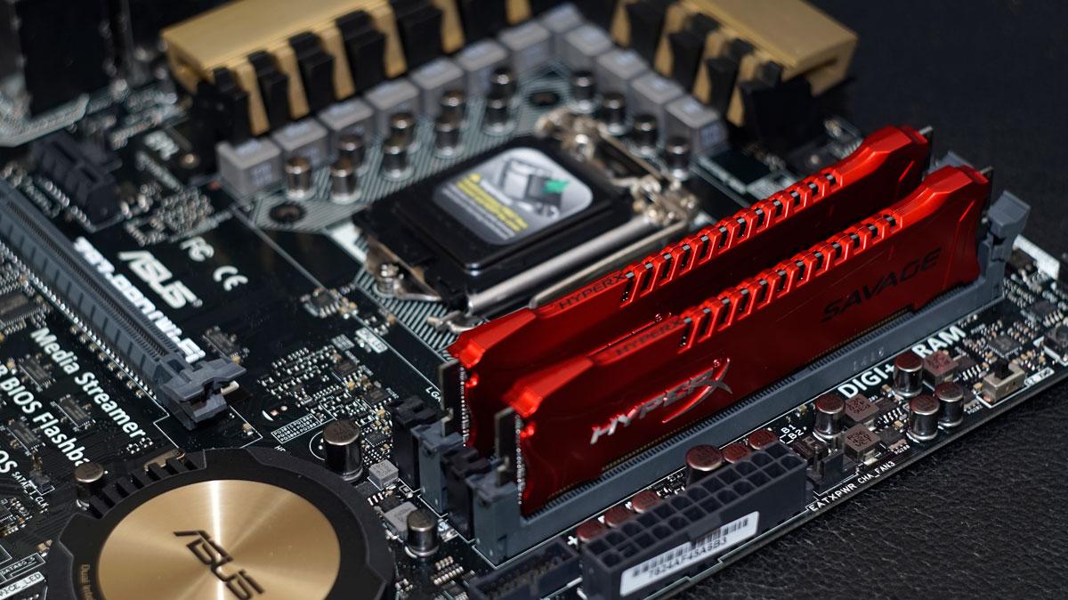 Kingston-HyperX-Savage-DDR3-8