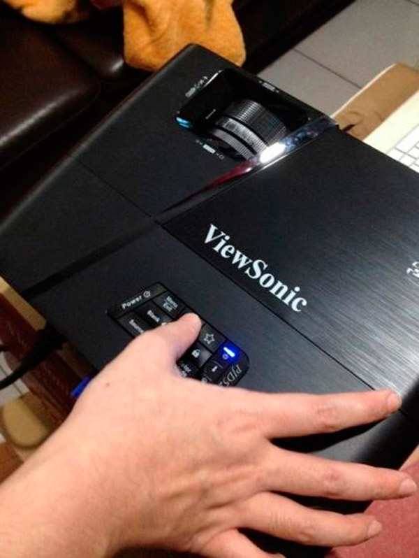 ViewSonic-PJD5255-Unboxing-7