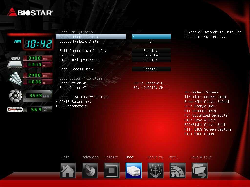 BIOSTAR A70U3P UEFI BIOS (4)