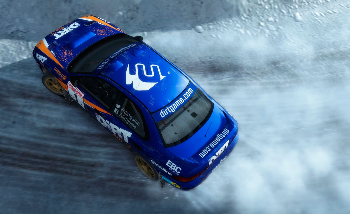 Dirt Rally Steam Early Access (1)