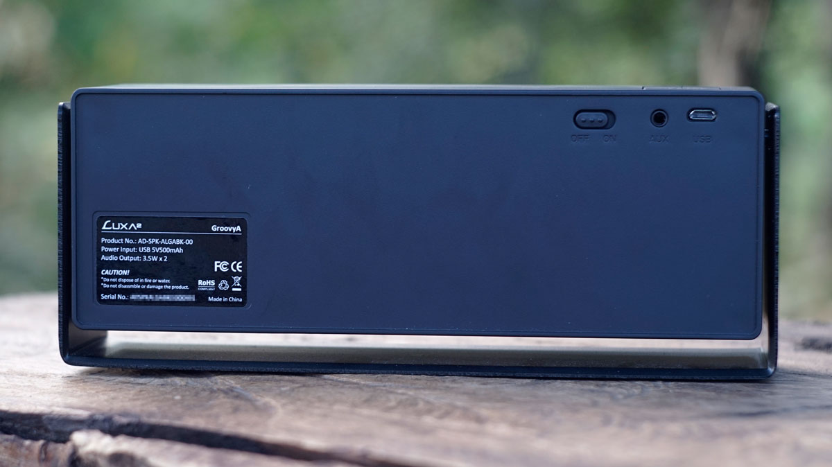 LUXA2 GroovyA Wireless Speaker (4)