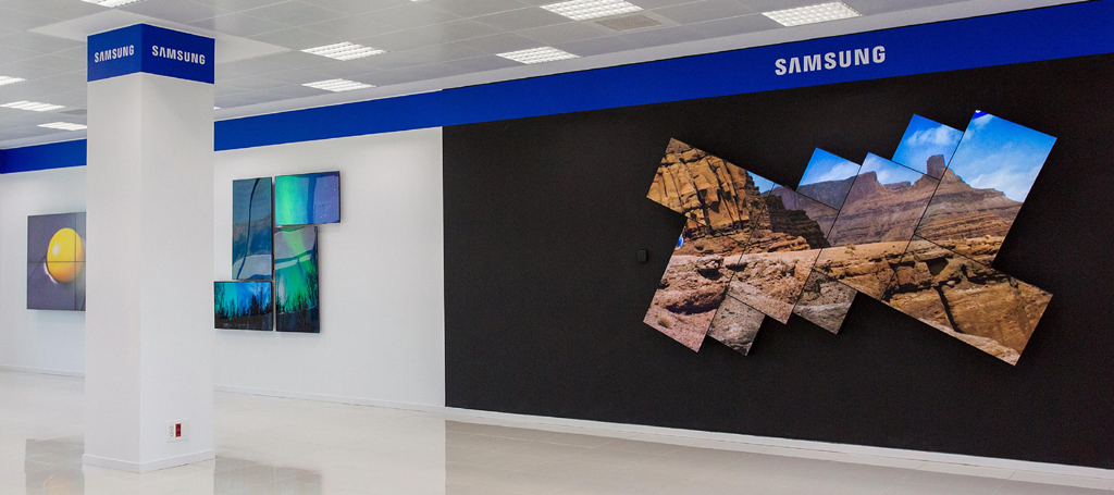 Samsung-Digital-Signage