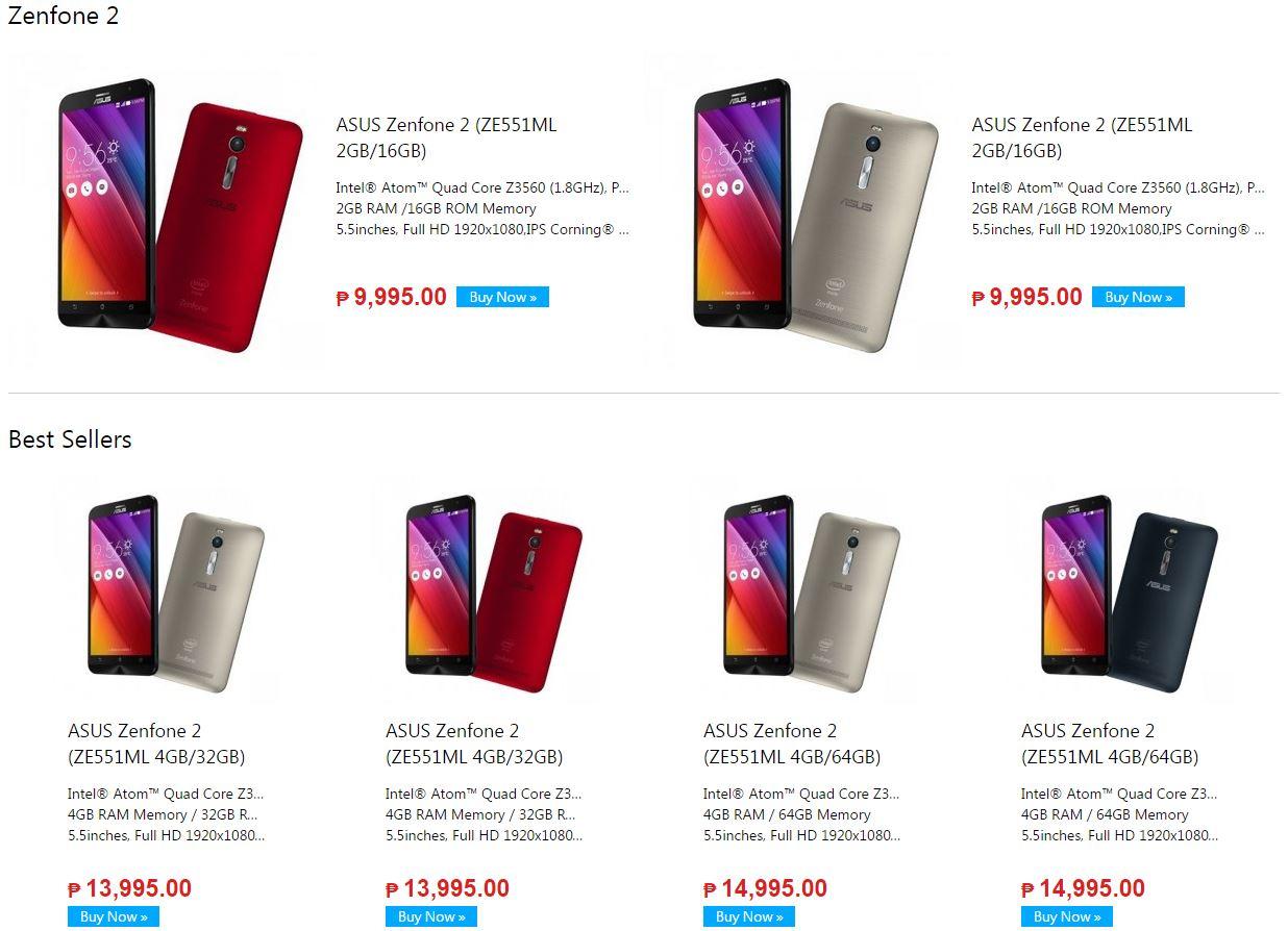 ASUS-PH-Online-Store